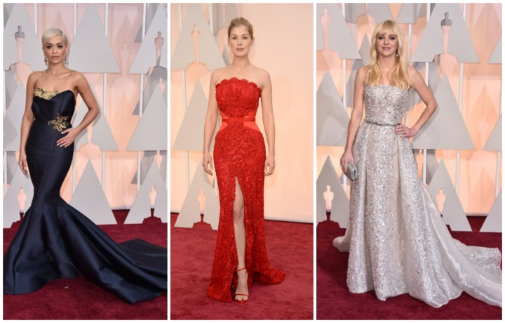 The Oscars 2015: Best Dressed