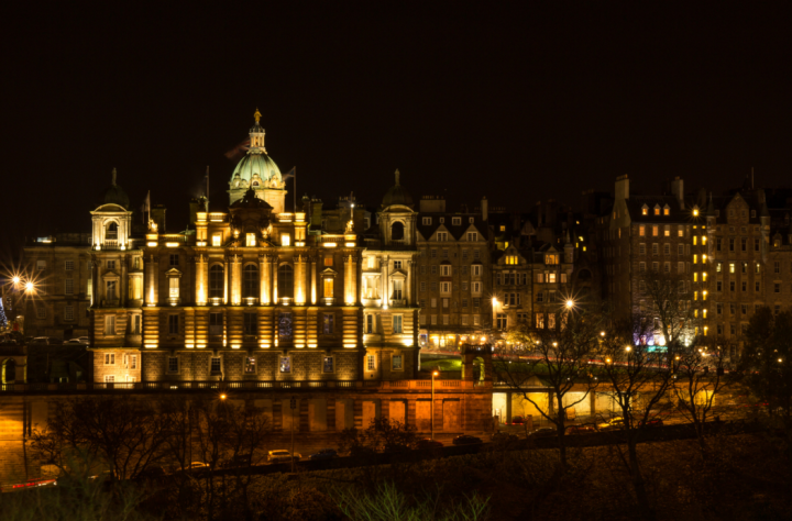 Luxury Girls Weekend Edinburgh