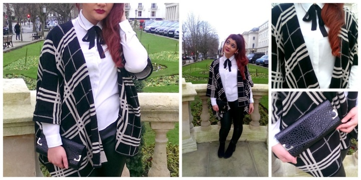OOTD: Missguided Monochrome