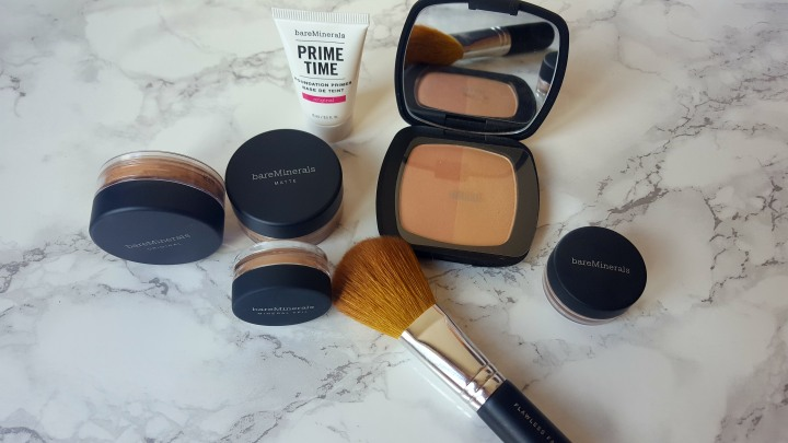 Bare Minerals: Get Started Complexion Kit