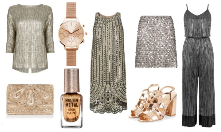 NYE Party: All That Glitters is Gold