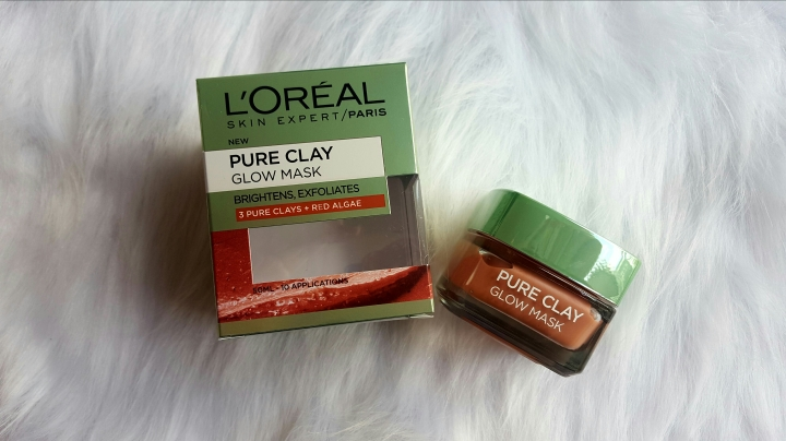 L'Oreal Pure Clay Glow Mask Review