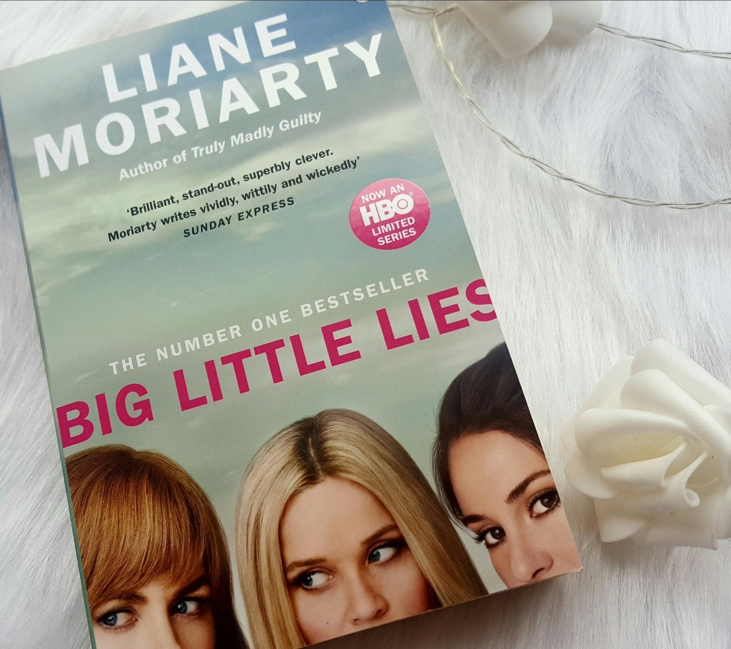 Book: Big Little Lies by Liane Moriarty